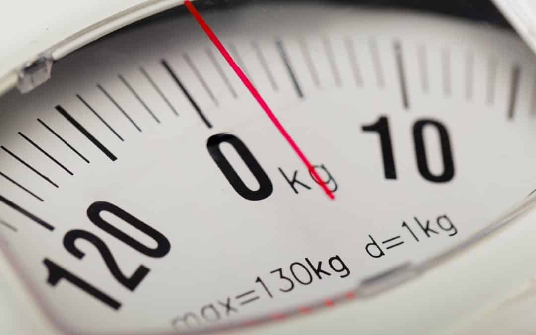 Meeting & Managing Your Weight Goal
